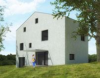 Máslovice House