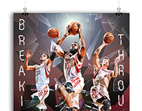 Houston Rockets Posters