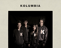 "Kolumbia - Single ""Siento el Temblor"""