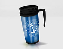 Logo and merchandise for ProSailing