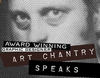 Art Chantry AIGA Poster