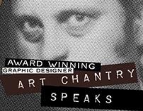 Art Chantry AIGA Poster