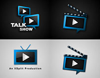 Logo Design: Logos for a Talk Show
