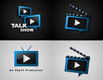 Logo Design: Logos for a Talk Show
