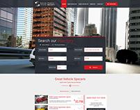 South Pointe Toyota Website Design