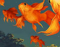 Flight of the Goldfish