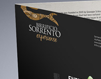 Birrificio Sorrento / leaflet