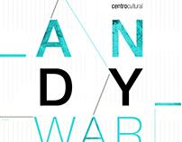 Centro Cultural Andy Warhol |  Identidad
