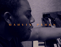 Marvin Parks - Visual Identity