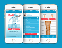 Medical Mobile App Design