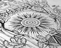 Dessin tatouage - Les 4 saisons