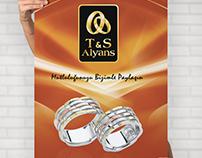 T&S ALYANS DERGİ SAYFA TASARIMI