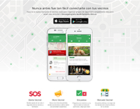 Haus App Website