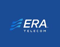 Identidade Visual - Era Telecom