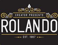 Free Rolando Display Font