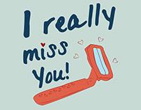 Greeting Card - Valentines