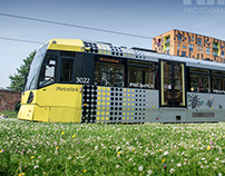 Bee Tram (TFGM Metrolink)