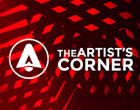 THE ARTIST'S CORNER