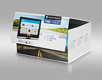 Rand McNally TND Tablet