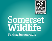 Somerset Wildlife Trust, Spring/Summer 2019
