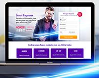Vivo Empresas - Landing Page