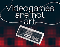 Videogames are not art,
