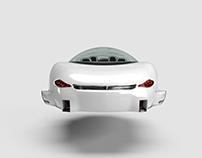 Mars Concept Vehicle Render
