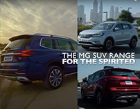 MG Motor - 'For the Spirited' TVC
