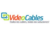 Diseño de Logotipo y Sitio Web www.videocables.cl