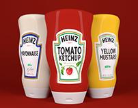 Heinz Bottle Design