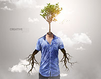 Surreal Photo Manipulation in Photoshop CC