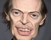 Celebrity Sunday - Steve Buscemi