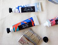 Artist's Hand // Branding and Packaging