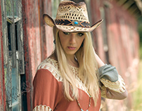 Summer BoHo Cowgirl with Shawna Marie