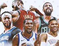 NBA All-Star 2018 Creative