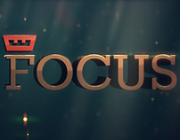 OTHER FOCUS - Logo Intro