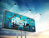 BB Host - banner teste