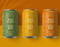 Wash Hands and Drink Beer: Eliqs