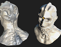 3d mudbox skulpting characters