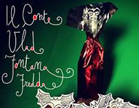 Il Conte Vlad Fontana Fredda e le mele in fuga