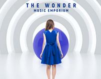 Wonder Music Emporium Album Art 7/18