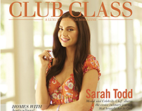 Sarah Todd for Club Class'July17