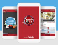 Sushi Fans App 2013