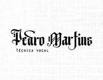 Pedro Martins - Técnica Vocal