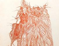 Witch & owl