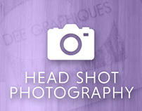 Head Shot Photography