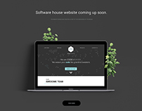 Software house website coming up soon.