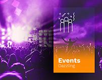 Events Visuals.