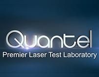 Quantel Laser Damage Testing