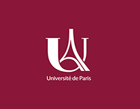 Université de Paris - Brand design
